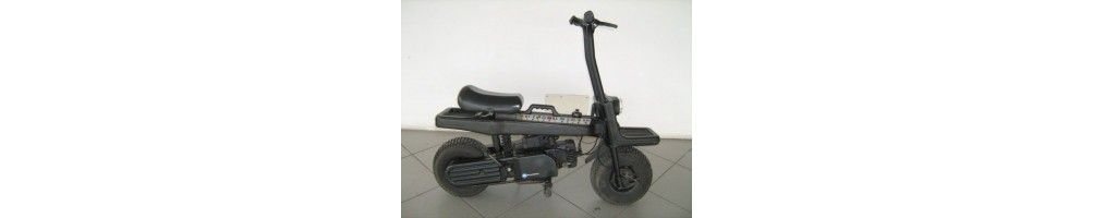Original parts and accessories for commercial and Scooter Italjet Pak 3 engine body lights