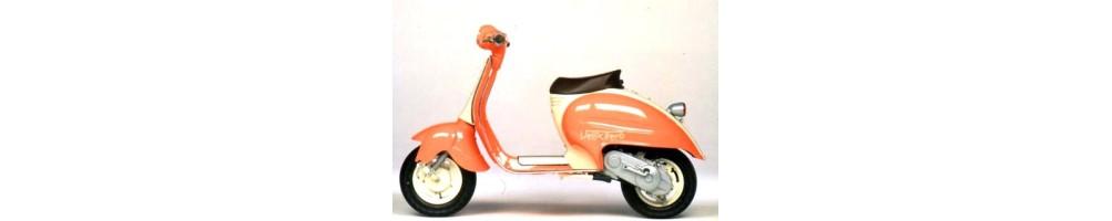 Ricambi e accessori originali e commerciali per Scooter Italjet Velocifero Motore carrozzeria luci