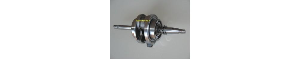 O motor do eixo rolamentos de scooter original e comercial