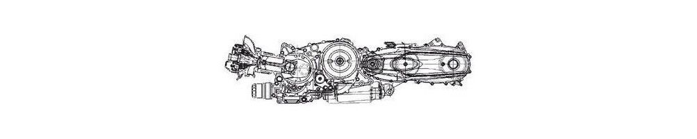 Yamaha Tmax 500 spare parts for the engine