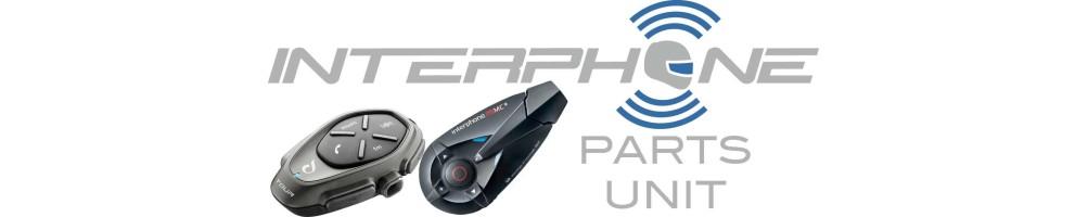 Vervanging eenheden Interphone Aarkstore