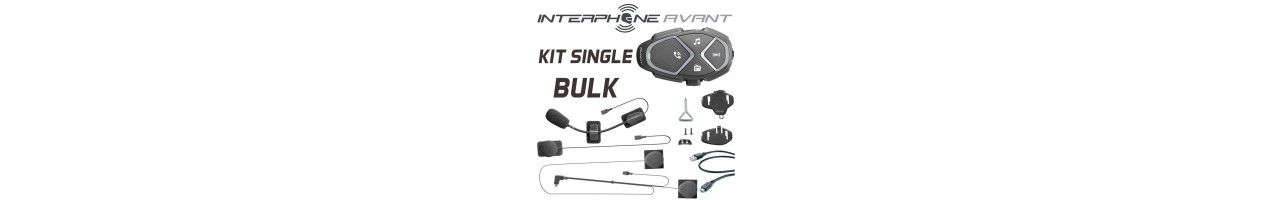 Kit intercom moto in BULK