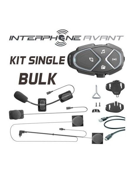 Kit intercom moto ve BULK