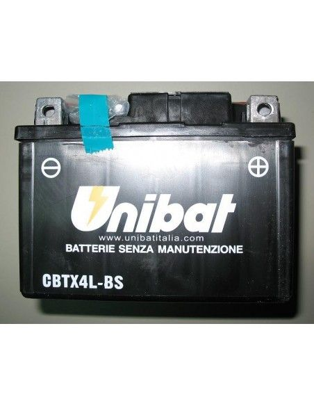 Moto Scooter Batteries