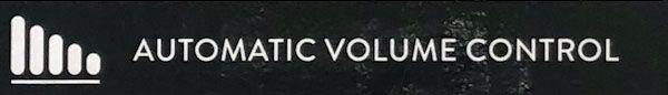 automatic volume