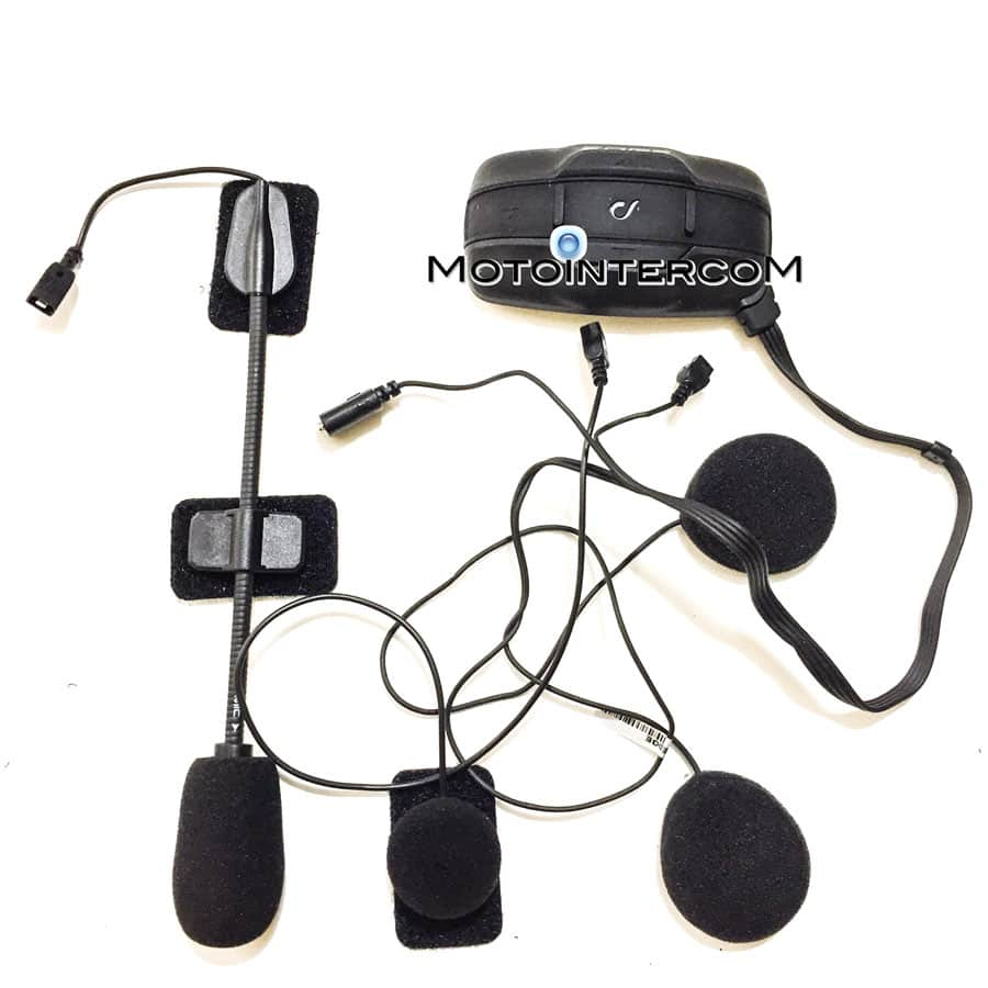 Kit audio interphone edge