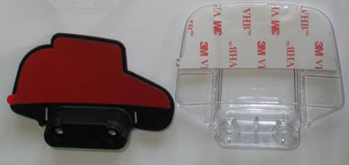 q3 audio kit adesive